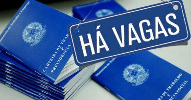 Confira as vagas de emprego no PAT de Santa Rita do Passa Quatro