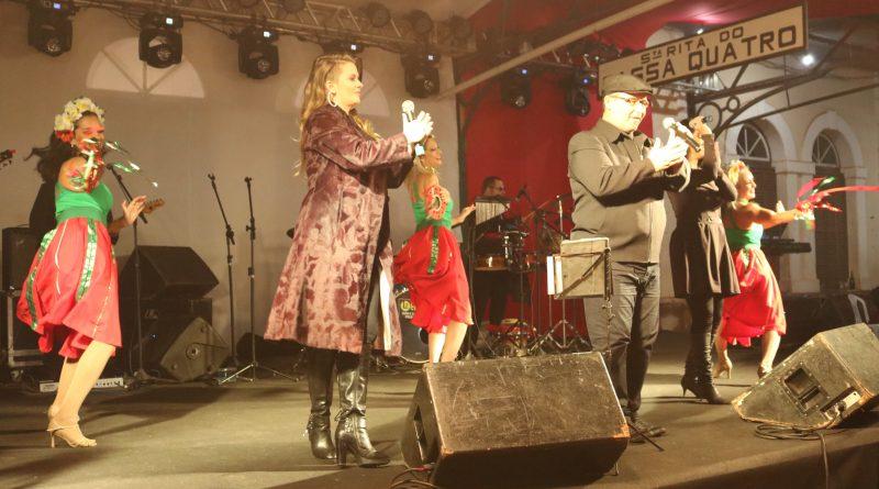 28º FESTIVAL DE TRADIÇÕES ITALIANAS:Live com a banda Via Roma e entidades acontece na próxima quinta-feira
