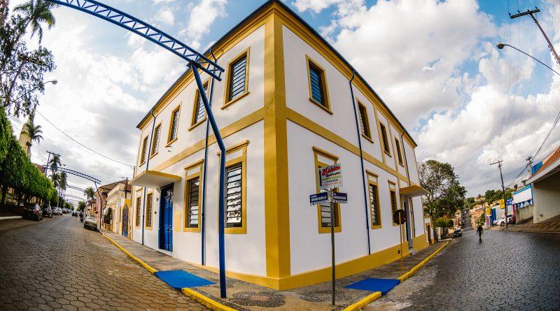 Centro Cultural e Museu José Spadon foi entregue no último sábado