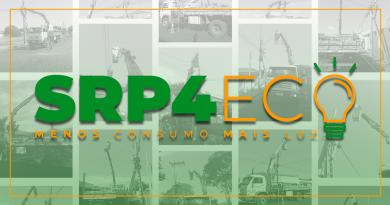 SRP4ECO – MENOS CONSUMO, MAIS LUZ